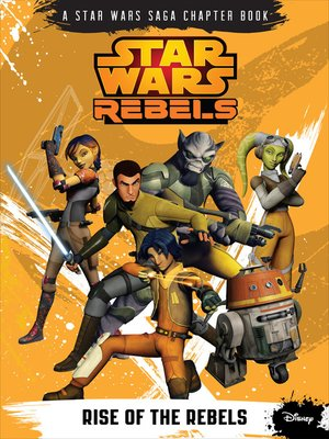 cover image of Rise of the Rebels