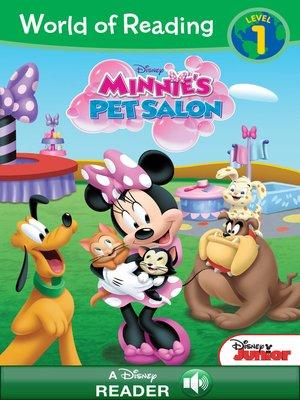cover image of Minnie's Pet Salon