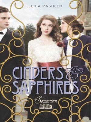 cover image of Cinders & Sapphires