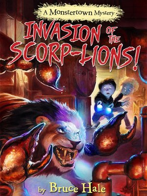 cover image of Invasion of the Scorp-lions