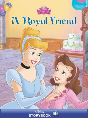 cover image of A Royal Friend