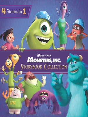 cover image of Monsters, Inc. Storybook Collection