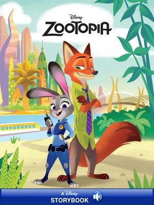 cover image of Zootopia