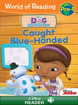 cover image of Caught Blue-Handed