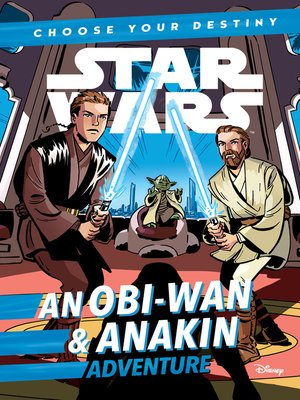 cover image of Star Wars: An Obi-Wan & Anakin Adventure