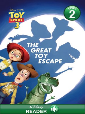 cover image of The Great Toy Escape