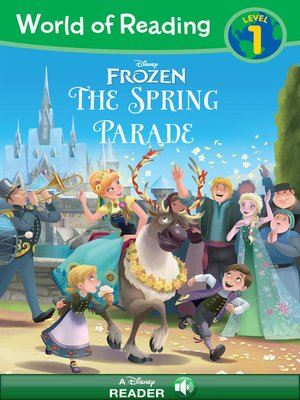 cover image of The Spring Parade