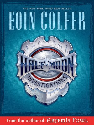 cover image of Half Moon Investigations
