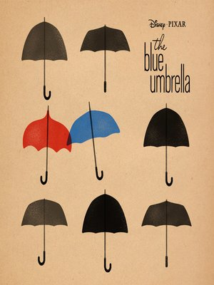 cover image of The Blue Umbrella