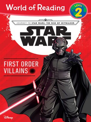 cover image of First Order Villains: Level 2