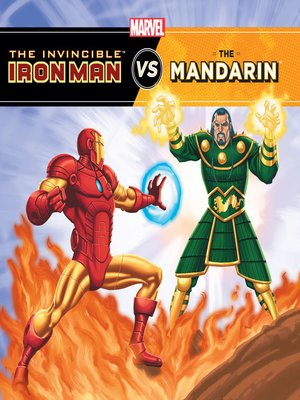 cover image of The Invincible Iron Man vs. the Mandarin