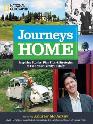 cover image of Journeys Home