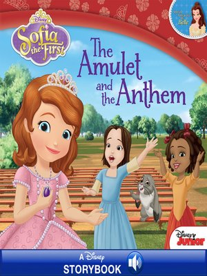 cover image of The Amulet and the Anthem