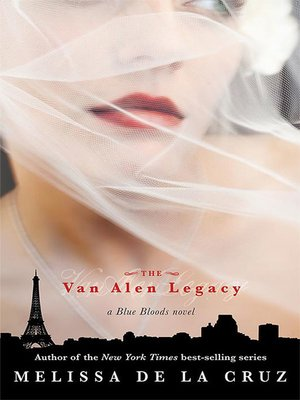 cover image of The Van Alen Legacy