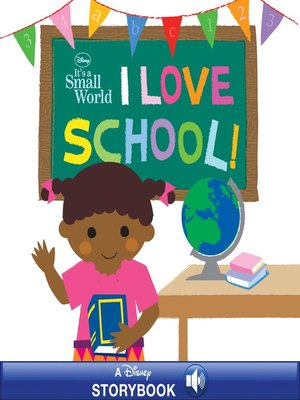 cover image of I Love School!