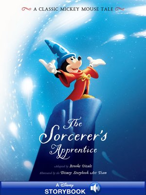 cover image of The Sorcerer's Apprentice