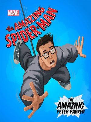 cover image of The Amazing Peter Parker