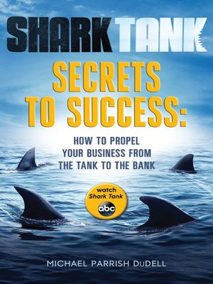 cover image of Shark Tank Secrets to Success