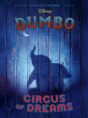 cover image of Dumbo Live Action Novelization