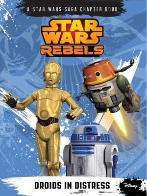 cover image of Droids in Distress