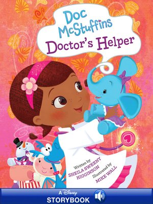 cover image of Doc Picture Book