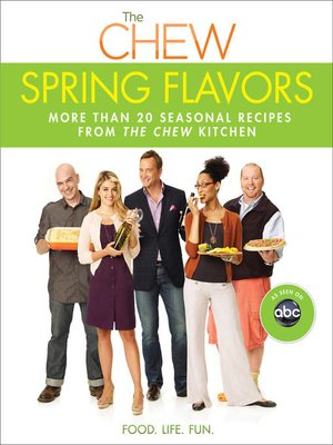 cover image of The Spring Flavors