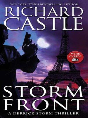 richard castle derrick storm epub