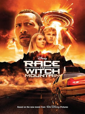 cover image of Race to Witch Mountain