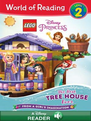 cover image of LEGO Disney Princess Level 2