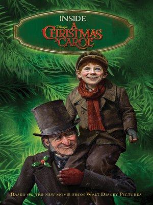 cover image of Inside Disney's A Christmas Carol