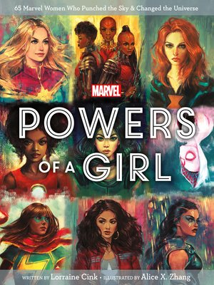 cover image of Powers of a Girl