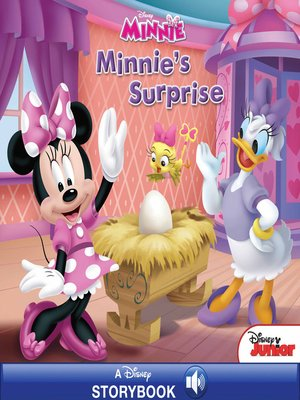 cover image of Minnie's Happy Helpers