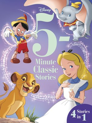 cover image of 5-Minute Disney Classic Stories