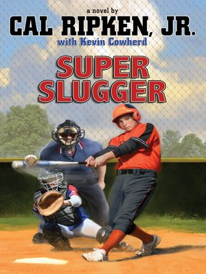 cover image of Super-sized Slugger