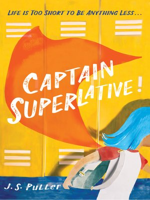 cover image of Captain Superlative