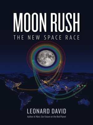 cover image of Moon Rush