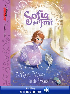 cover image of A Royal Mouse in the House: A Disney Read-Along