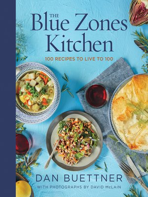 cover image of The Blue Zones Kitchen