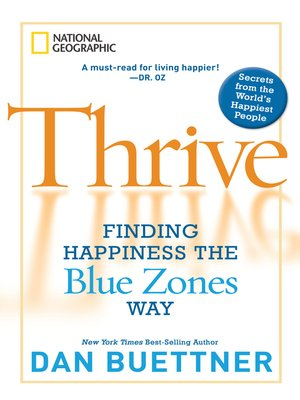 cover image of Thrive