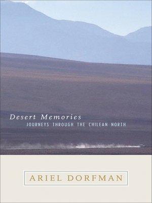 cover image of Desert Memories
