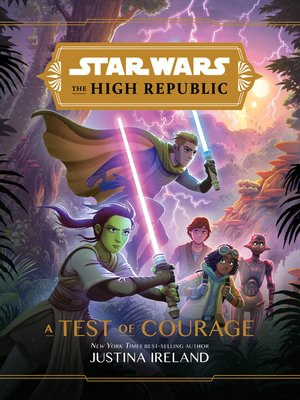 cover image of A Test of Courage