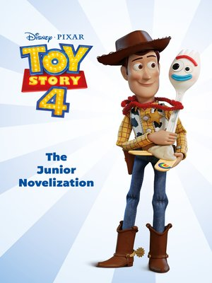 cover image of Toy Story 4 Junior Novel