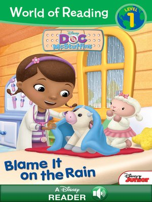 cover image of World of Reading: Doc McStuffins