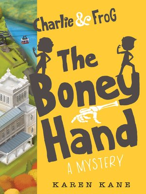 cover image of The Boney Hand