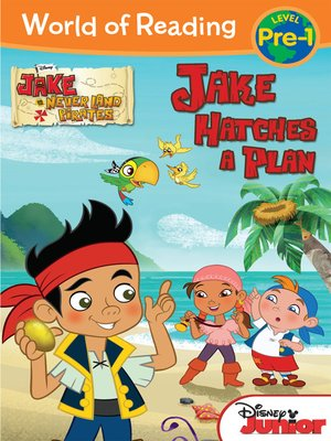cover image of Jake Hatches a Plan