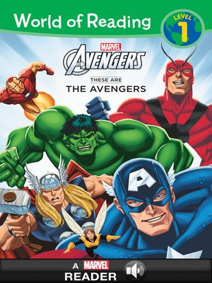 cover image of These Are the Avengers