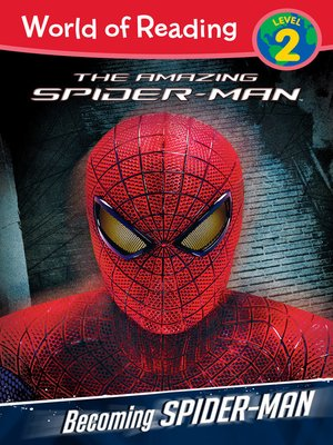 cover image of Becoming Spider-Man Level 2 Reader