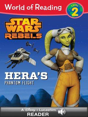 cover image of Hera's Phantom Flight