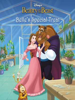 cover image of Belle's Special Treat