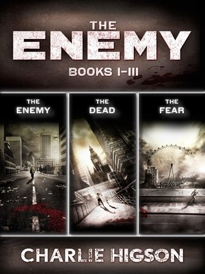 cover image of The Enemy Series, Books 1-3